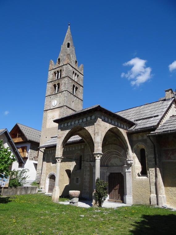 Eglise St-Laurent des Vigneaux