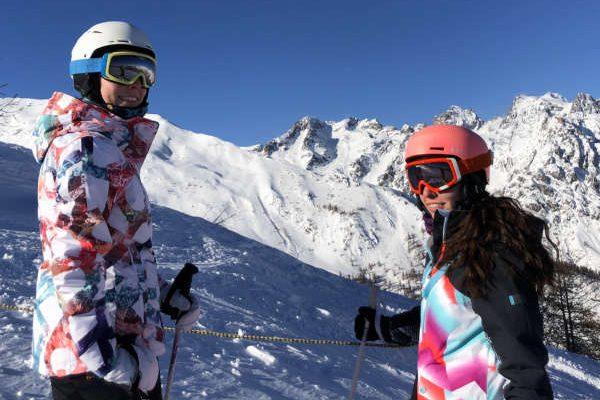 Skieuses Puy Saint Vincent
