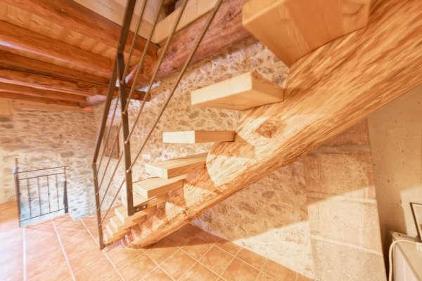 Chambres Couloir escalier