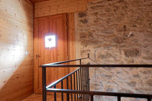Chambres Porte entrée Nord