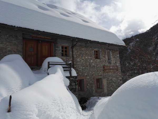 Clot Saint Joseph Nord passage neige