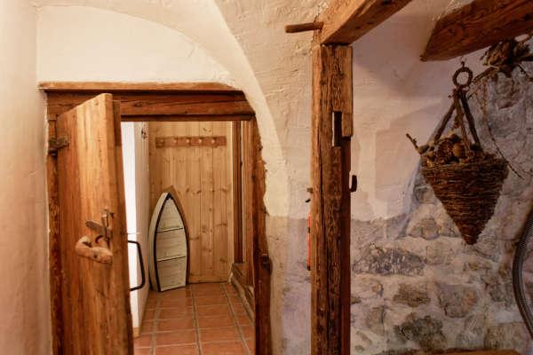 Gite Clouzis couloir