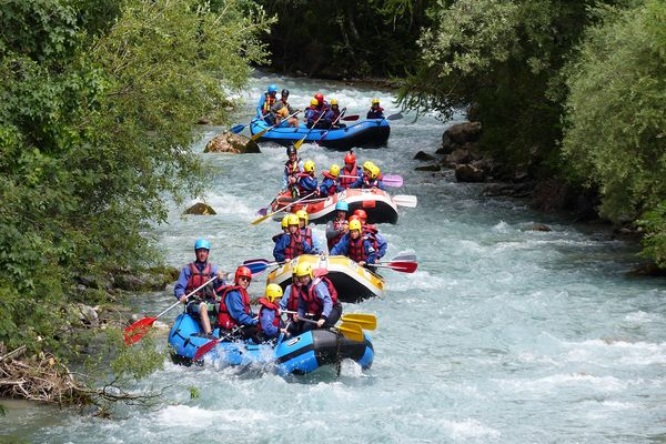 Rafting Eaurigine