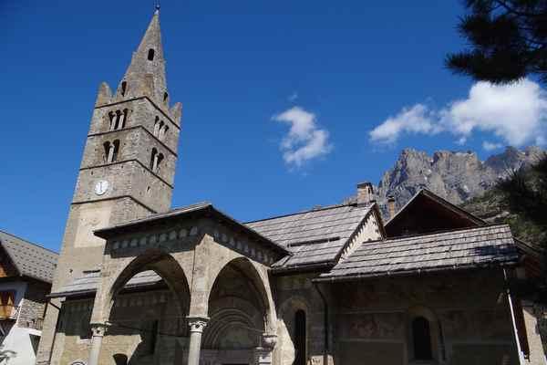 Eglise des Vigneaux
