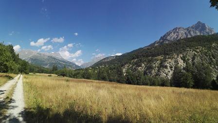 Parc National des Ecrins champ