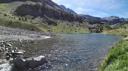 Parc National des Ecrins lac