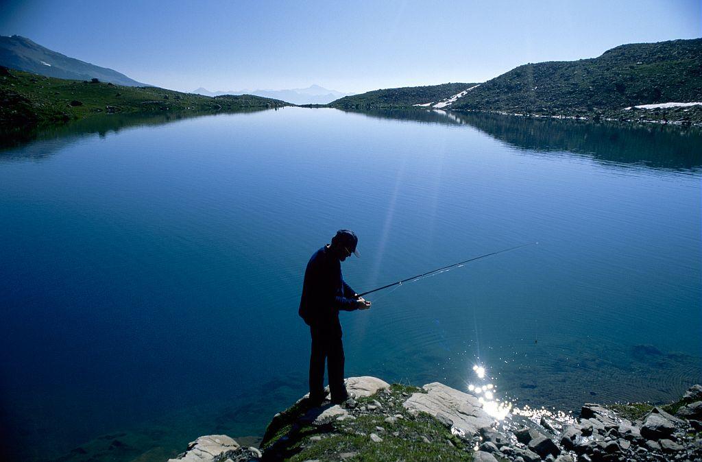 Parc National des Ecrins pêche
